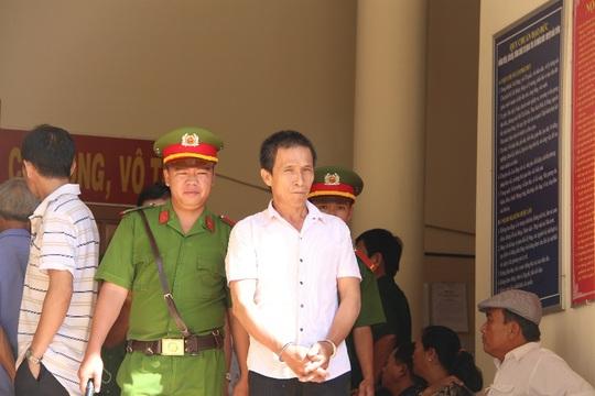Bị cáo Trần Tấn Phong
