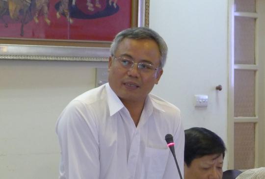 Cục trưởng Nguyễn Đăng Chương khẳng định trong phiên xử, Toà hành chính, TAND tỉnh khánh Hoà cố ý bỏ qua các quy định của pháp luật trong Nghị định 79/2012/NĐ-CP