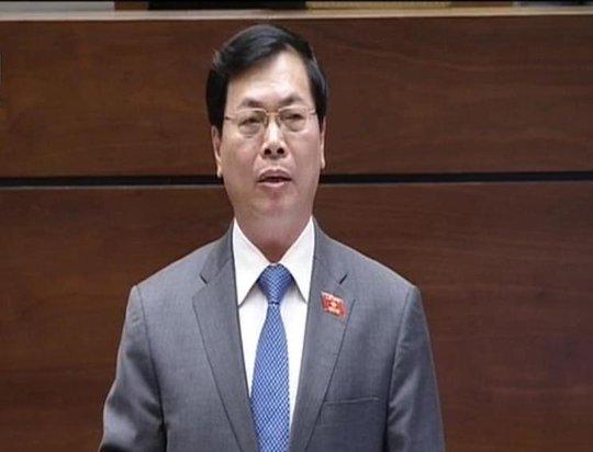 Bộ trưởng Vũ Huy Hoàng cho hay về tình trạng buôn lậu, Bộ Công Thương chỉ là cơ quan phối hợp trong mảng quản lý thị trường, mà cũng chỉ quản lý ở trung ương