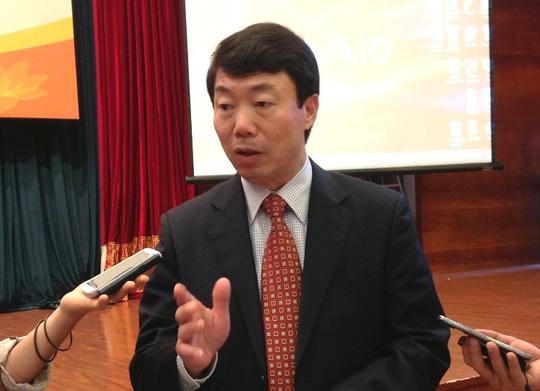 Ông Ngô Doãn Khánh, Phó trưởng Ban Nội chính Trung ương, trả lời phỏng vấn