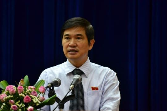 Ông Nguyễn Ngọc Quang vừa trúng cử chủ tịch UBND tiinh3 Quảng Nam nhiệm kỳ 20011-2016