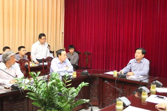 Bộ trưởng Đinh La Thăng: Một vụ việc như thế mà vẫn ngồi họp giao ban được là không thể chấp nhận