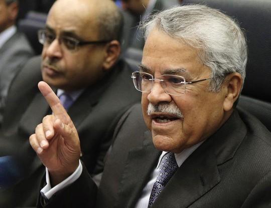 Bộ trưởng Dầu mỏ Ả Rập Saudi Ali al-Naimi  Ảnh: Reuters