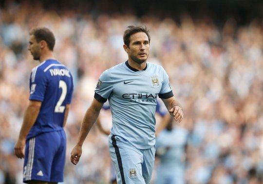 Nếu không có Lampard, Chelsea đã giành được hiến thắng ngay trên sân Etihad của Man City