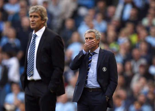 Ông Pellegrini đã không giữ lời hứa không chỉ trích Mourinho và đội bóng của ông