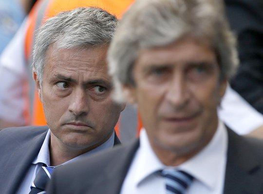 Mourinho - Pellegrini: Hai HLV nhiều lần xảy ra khẩu chiến từ khi còn ở Tây Ban Nha