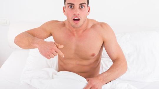 Nghiên cứu là tin vui cho những quý ông mất súng. Ảnh:Shutterstock