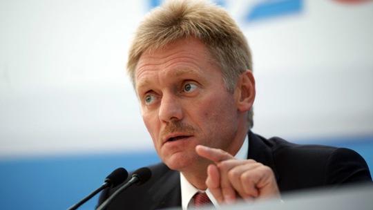 Người phát ngôn Dmitry Peskov