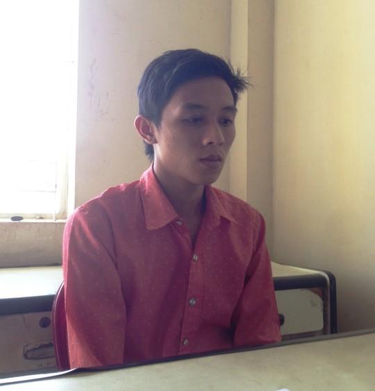 Nghi can Phan Văn Hiền tại cơ quan điều tra