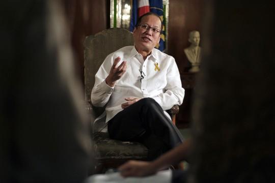 Tổng thống Philippines suy nghĩ về hành động của Trung Quốc hầu như mỗi ngày. Ảnh: Bloomberg