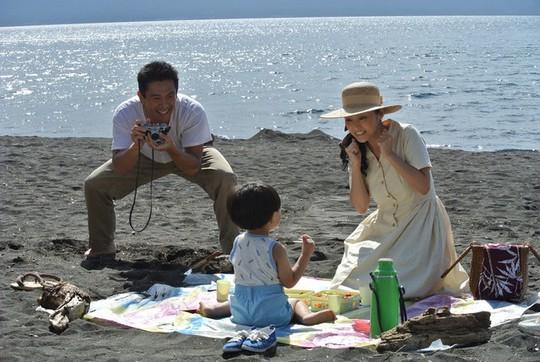 Cánh diều đen - bộ phim ăn khách trên các kênh sóng của truyền hình Nhật Bản