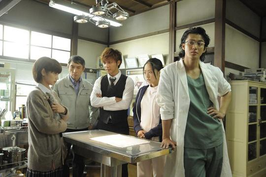Phim Bác sĩ thú y Dolittle cũng được khán giả Nhật Bản đón nhật với rating rất cao