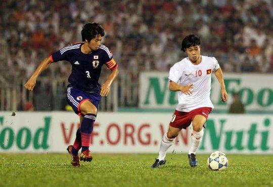 Công Phượng và đồng đội quyết tâm phục thù trước đội Nhật