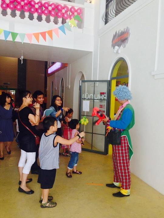 Vietopia - Thành phố chắp cánh những ước mơ trẻ thơ