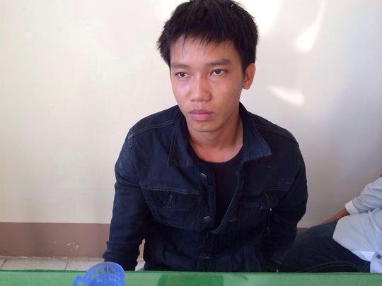 Trung sĩ Tống Hoàng Phúc người gây ra vụ xả súng tại nhà nghỉ 555 (Cần Thơ), sáng 16-4