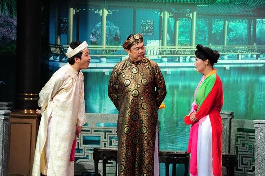 Ngân Quỳnh và Chí Tài, Trường Giang