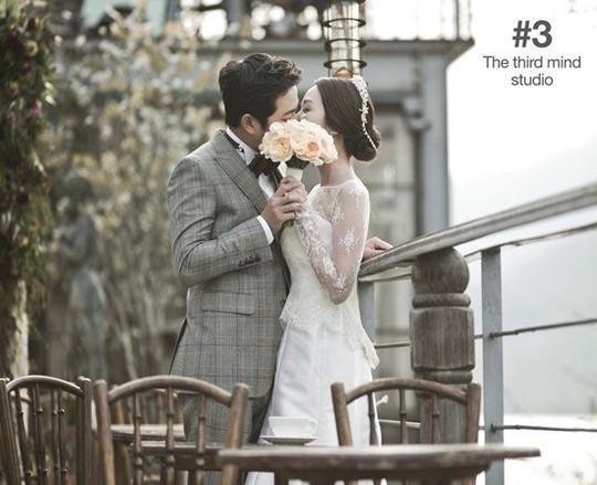 Đám cưới rộn ràng của tài tử Park Kawng Hyun