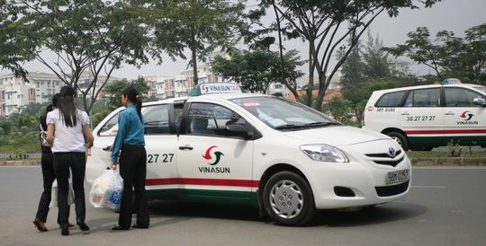 Hiệp hội Taxi TP HCM gởi thư cám ơn Bộ trưởng Đinh La Thăng