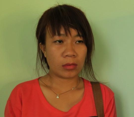 Gái bán dâm Lan Phương, 24 tuổi, ngụ Khánh Hòa
