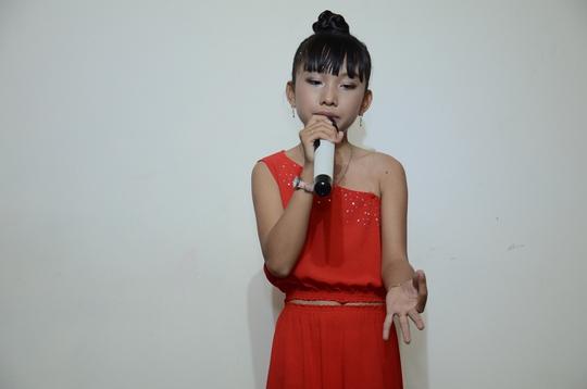 Uyên Trang tặng cho đời tiếng hát mát xanh - Ảnh 1.