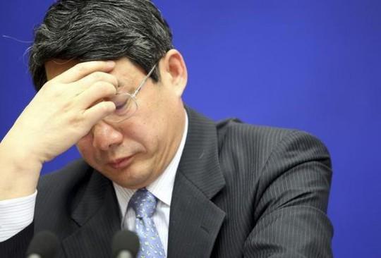 Liu Tienan. Ảnh: Reuters