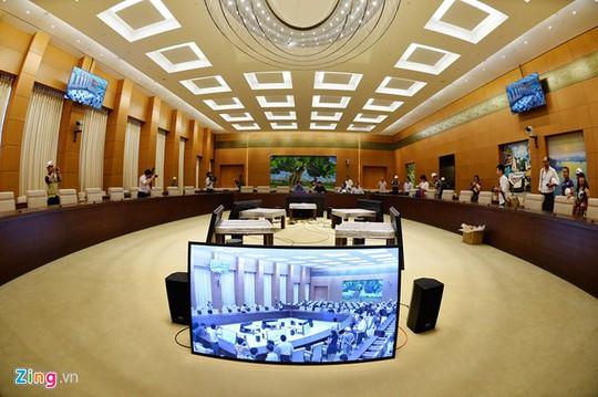 Bên trong Nhà Quốc hội sắp khánh thành