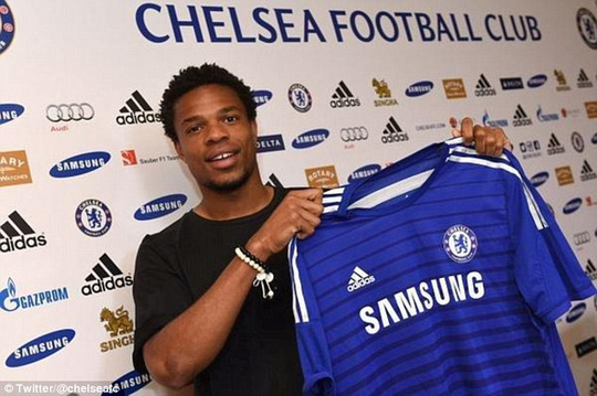Remy gia nhập Chelsea