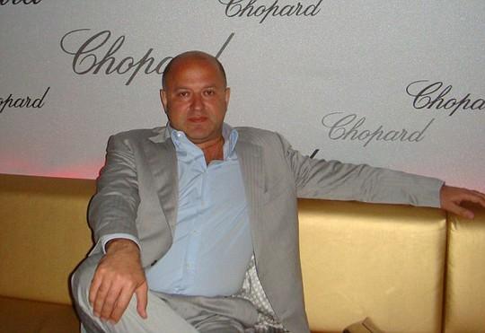 Người đại diện của Toure, ông Dimitry Seluk.