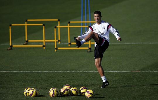 Ronaldo đang có phong độ cực tốt