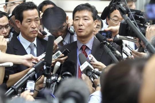 """Triều Tiên chỉ trích Liên Hiệp Quốc """"hai mặt"""""""