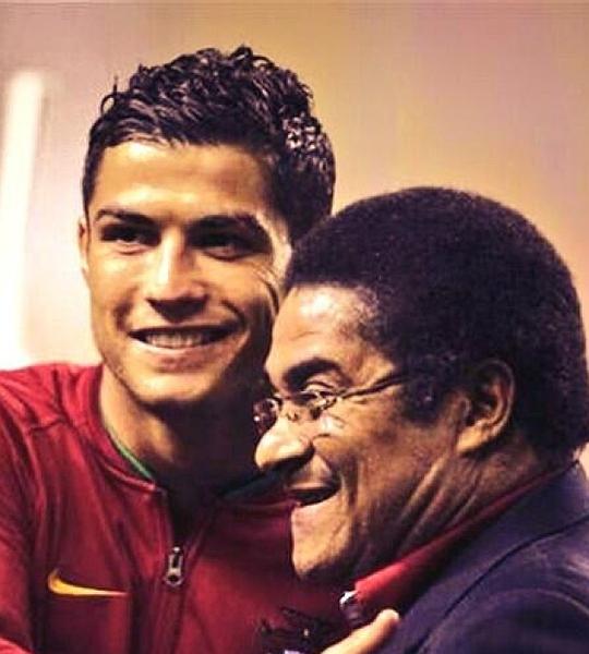 Bức ảnh trên Wtitter của Ronaldo