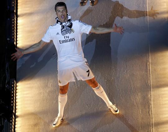 Ronaldo từng mắc dị tật hiếm gặp ở chân