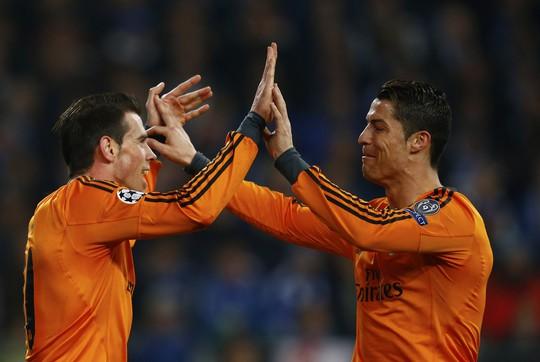 Với màn trình diễn của những ngôi sao như Rnaldo hay Bale, cơ hội để Schalke lật ngược thế cờ là khó xảy ra