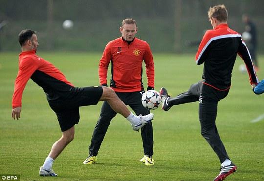 Vắng Rooney là đòn mạnh giáng vào tham vọng của M.U