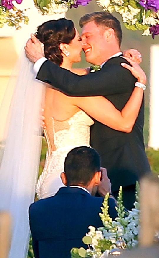 Nhóm Backstreet Boys: Nick Carter cưới vợ