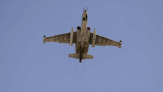 Máy bay Su-25. Ảnh: Reuters