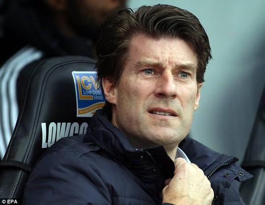 Cựu HLV Swansea - M. Laurdrup