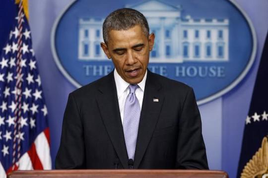 Tổng thống Obama lên tiếng cảnh báo Nga về các hoạt động quân sự tại Ukraine