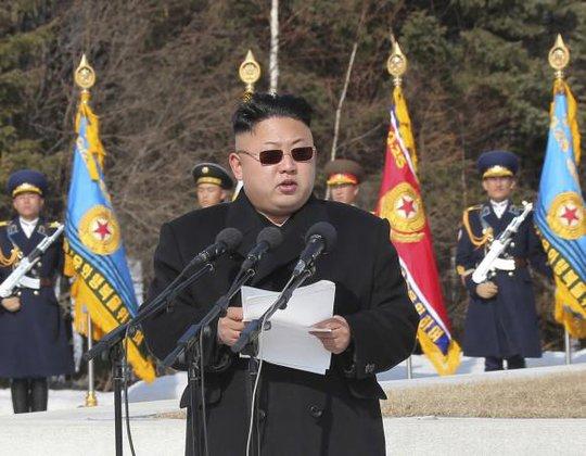 Ông Kim Jong-un, lãnh đạo Triều Tiên. Ảnh: Reuters
