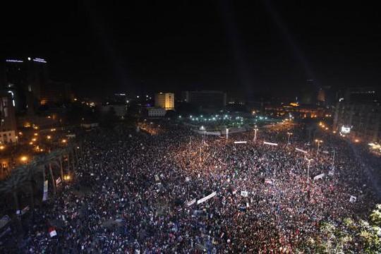 Cuộc đụng độ hôm 25-1 khiến 49 người thiệt mạng. Ảnh: Reuters