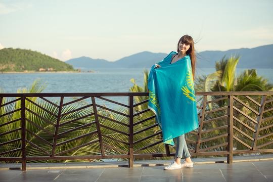 Sabina nổi lên từ giải bóng chuyền U19 châu Á diễn ra tại Đài Loan hồi tháng 7 vừa qua