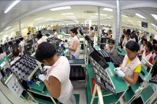 Nhà máy Samsung tại Brazil bị cướp đến 6,3 triệu USD. Ảnh: 9to5google