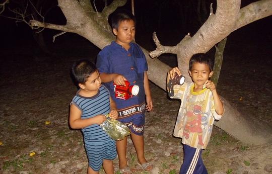 Khi mùa ve sầu rộ lên (từ tháng 2 đến tháng 5 âm lịch) trẻ con thường bắt ve sầu làm thức ăn và cho người lớn làm mồi nhậu vì nhiều chất đạm.