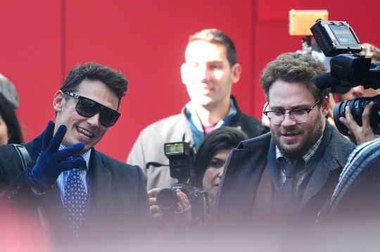 Seth Rogen và James Franco