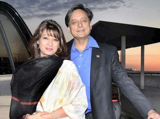Bà Sunanda Pushkar tử vong tại khách sạn tối 17-1. Ảnh: India Today