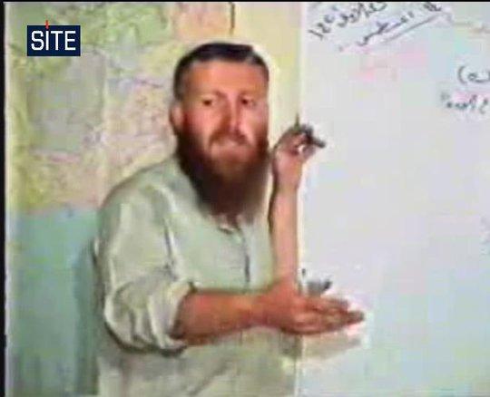 Abu Khalid al-Suri. Ảnh: pressmedya.com