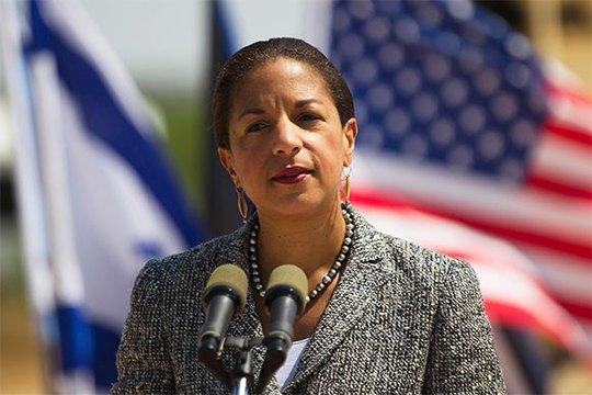 Cố vấn An ninh Quốc gia Mỹ Susan Rice. Ảnh: Reuters