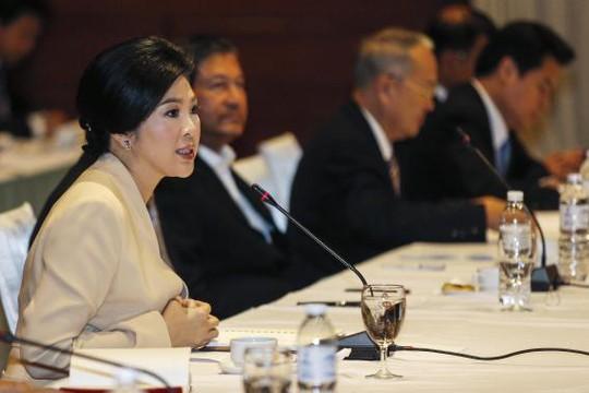 Thủ tướng Thái Lan Yingluck Shinawatra. Ảnh: Reuters