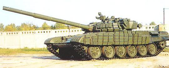 Các quốc gia thi đấu sẽ sử dụng xe tăng T-72B của Nga. Ảnh: Army-technology