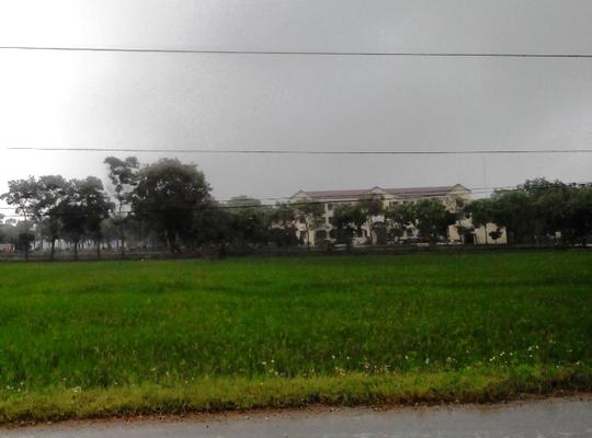 Trại giam Thanh Phong nơi xảy ra sự việc mất súng đang được cơ quan công an xác minh, làm rõ.